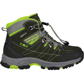 CMP Campagnolo Arietis WP Trekking Shoes Kids loden/lime green